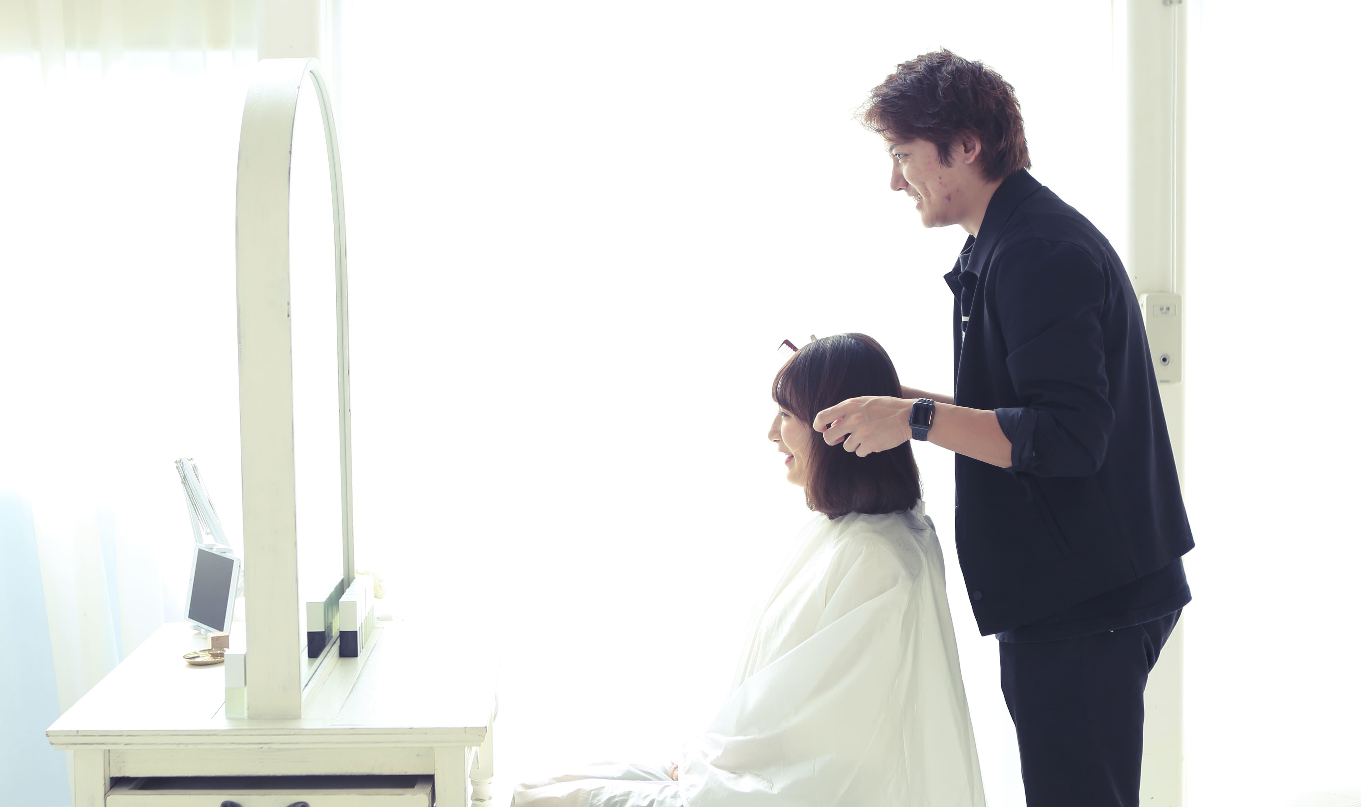 美容師の視点
